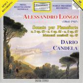 copertina CD Longo
